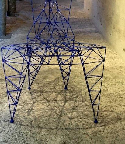 Pylon Chair * Tom Dixon
